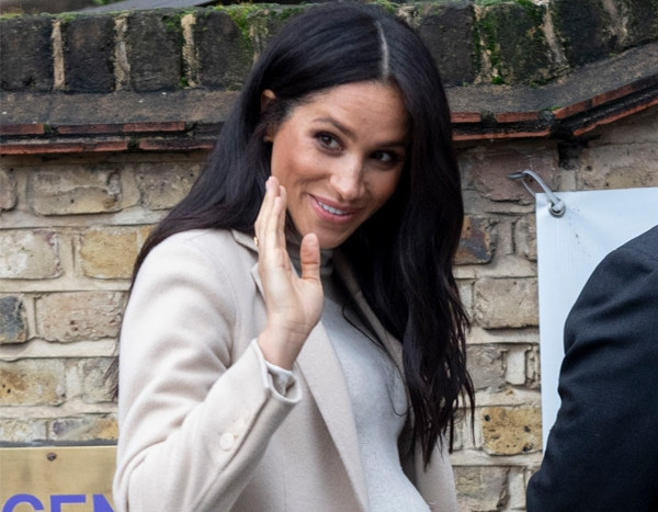 Pregnant Meghan Markle Reacts to Being Called a Fat Lady ...