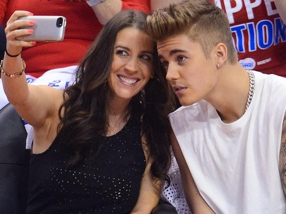 "Justin Bieber's Mom Calls Hailey Baldwin ""a Gift"": See Their Sweet Selfie"