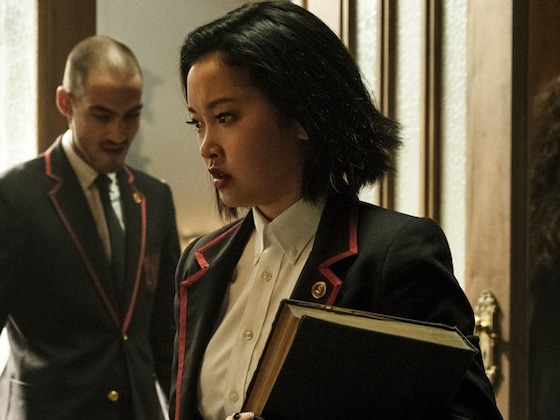 This Is Why Lana Condor Wanted to Do <i>Deadly Class</i> After <I>To All the Boys I've Loved Before</i></I>