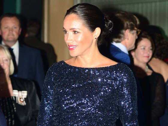 Meghan Markle's Latest Look May Have Revealed Her Baby's Sex