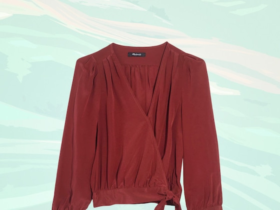 Wrap Tops That Show Off Your Figure