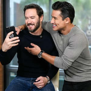 Mark-Paul Gosselaar, Mario Lopez