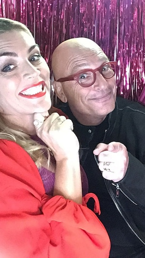 Howie Mandel, Busy Tonight, Photo Booth