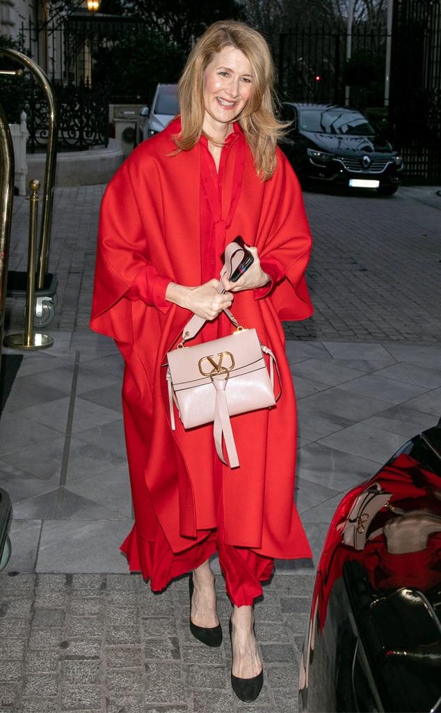 Laura Dern, Paris Fashion Week 2019