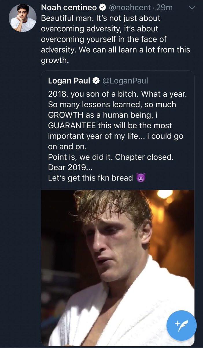 Noah Centineo, Logan Paul