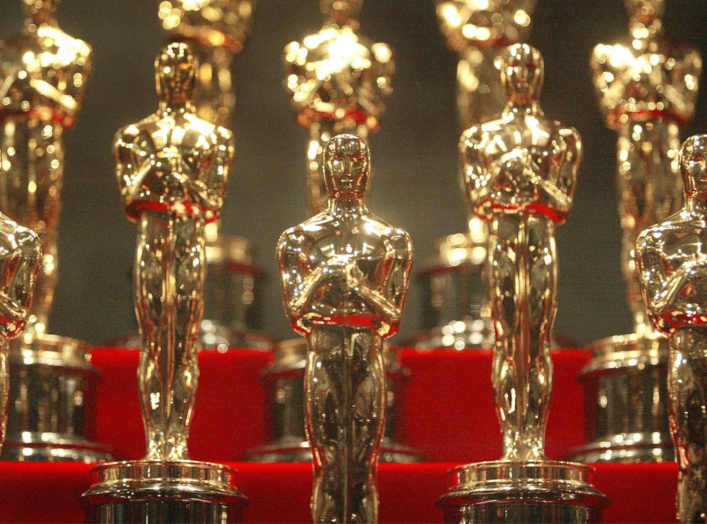 Oscars Trophy