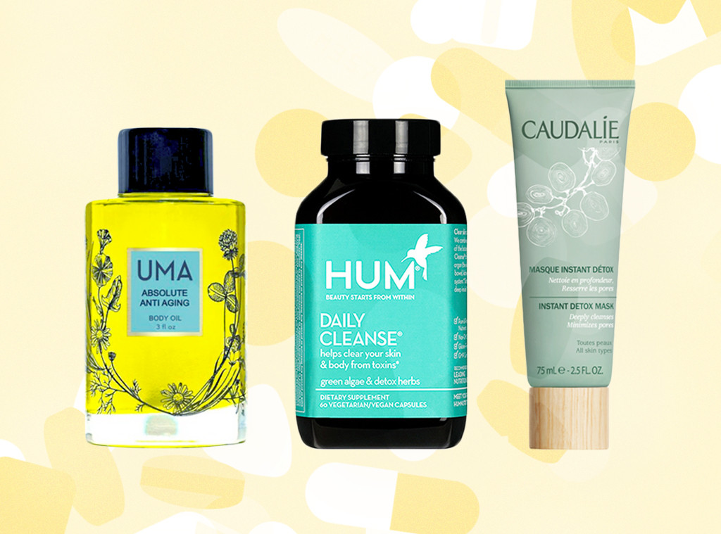 E-Comm: Detox Beauty Products You Need Now