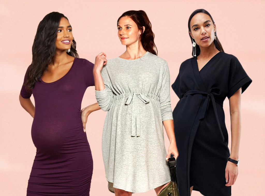 Fashion Forward Maternity Dresses E Online