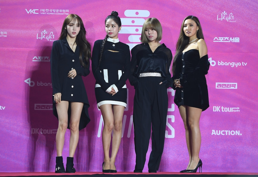 All The Red Carpet Looks From The 28th Seoul Music Awards