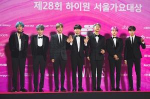 BTS, 28th Seoul Music Awards