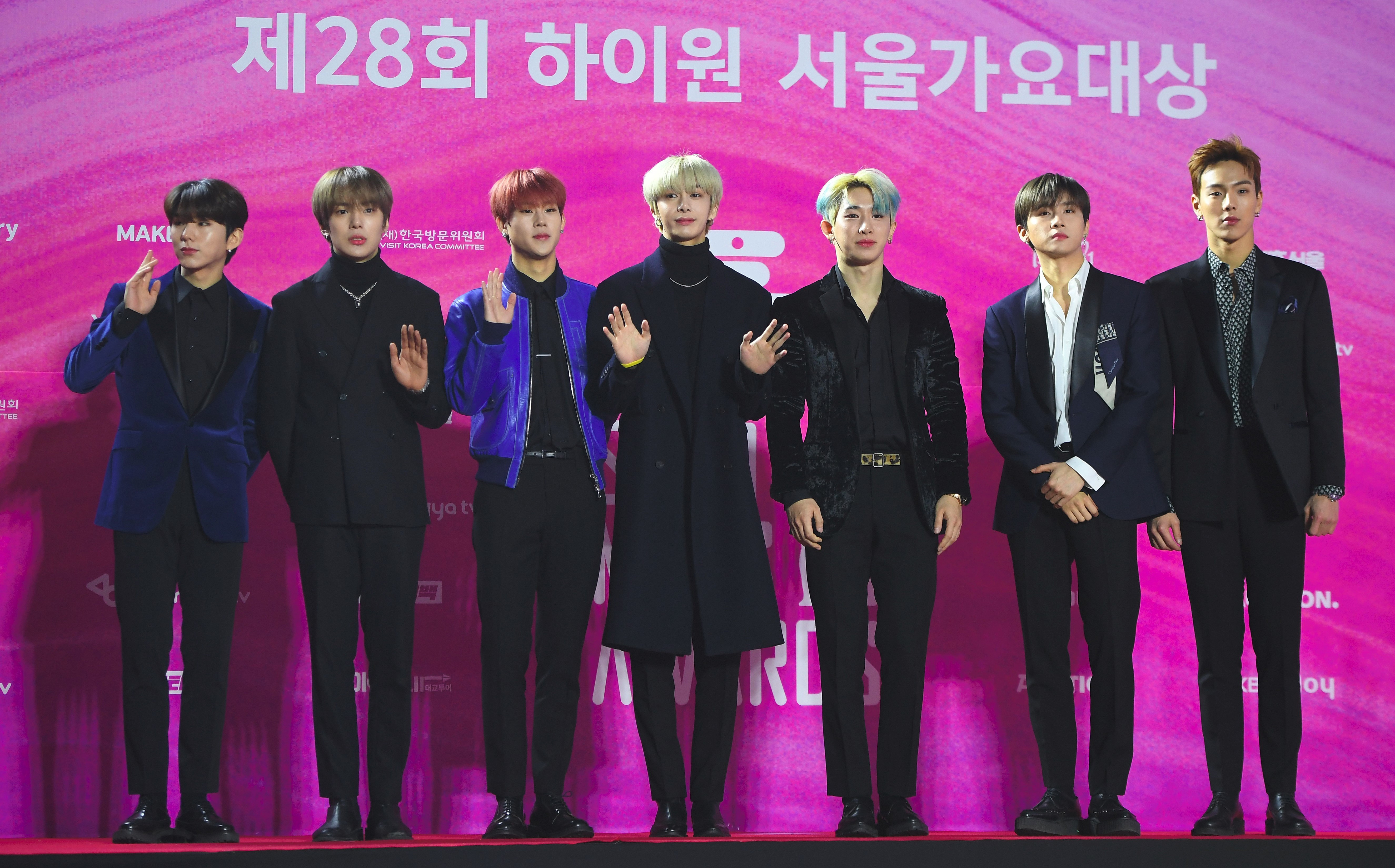Monsta X, 28th Seoul Music Awards