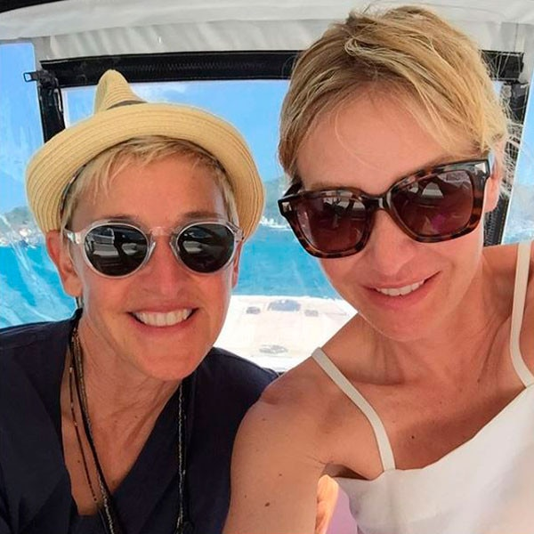 New Year, Same Love -  In 2016, the longtime loves celebrated the new year in St. Barts and we are so jealous.