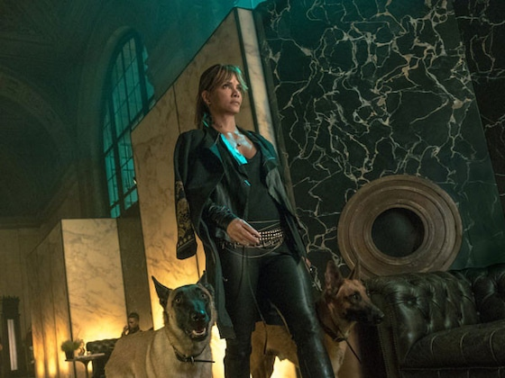 Watch Halle Berry Team Up With Keanu Reeves in <i>John Wick: Chapter 3</i> Trailer