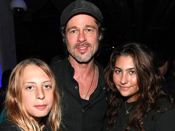 Brad Pitt Supports Chris Cornell's Kids at Tribute Concert: Inside the Actor's Bond With the Late Rocker