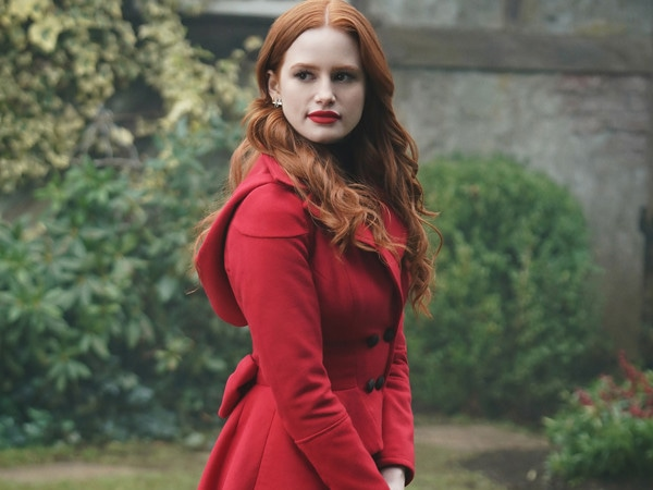 Watch Madelaine Petsch Discover New Things About the <i>Riverdale</i> Set