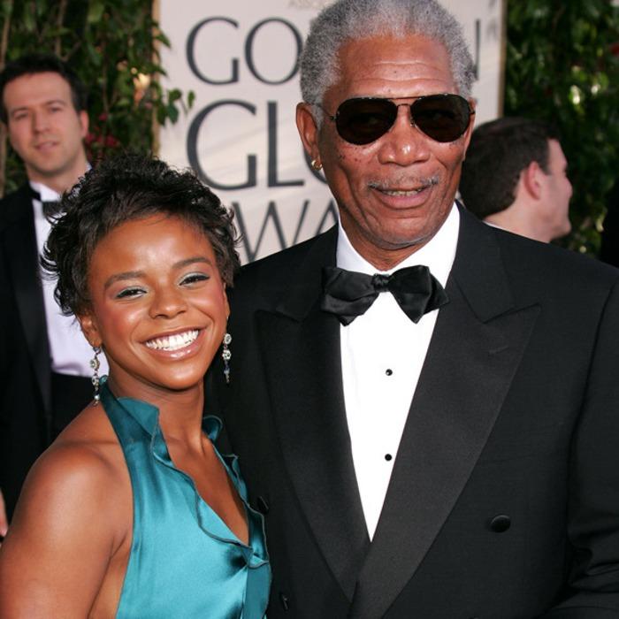 Nackt Edena Hines  Morgan Freeman