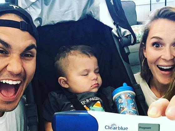 Alexa and Carlos PenaVega Expecting Baby No. 2
