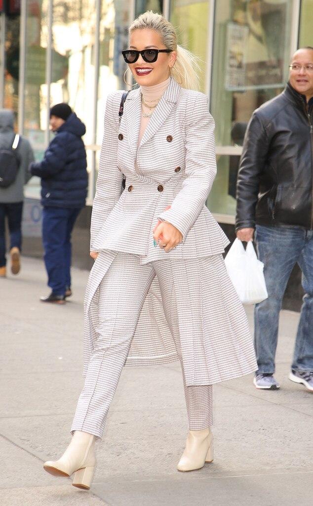 Rita Ora -  Fashion first!