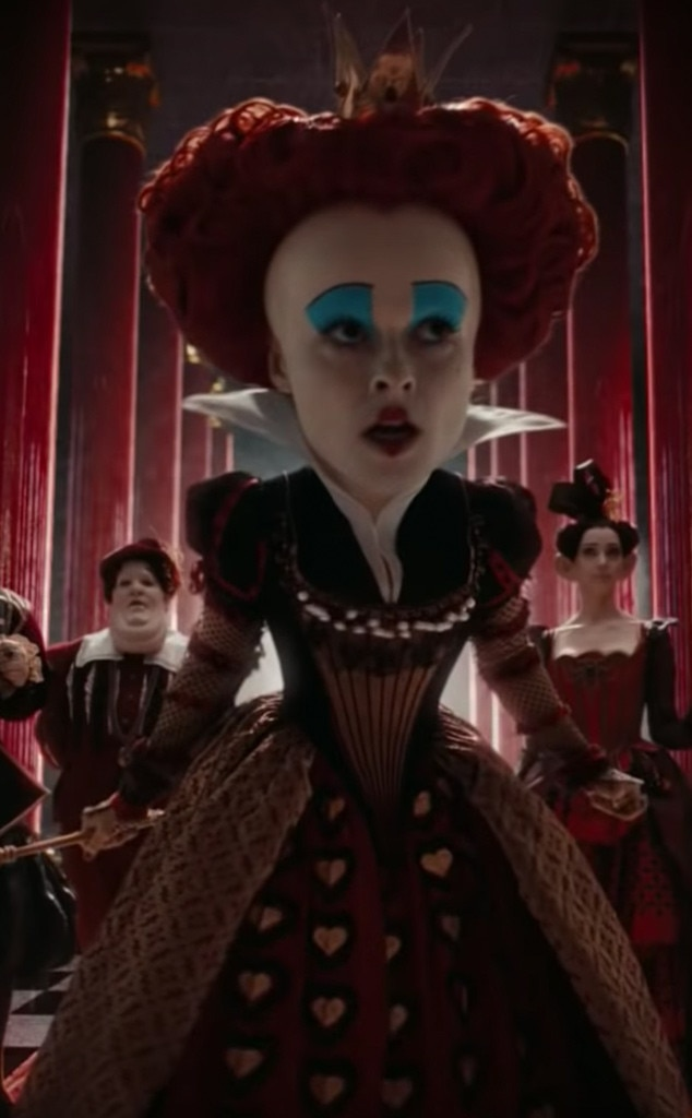 Alice in Wonderland  -  A Rotten Tomatoes score of only 51 percent positive reviews didn't stop Burton's visual feast, which starred  Mia Wasikowska  as the titular heroine,  Johnny Depp  as the Mad Hatter, and  Helena Bonham Carter  as the Red Queen, from raking in over $1 billion worldwide in 2010. Not only did audiences throw money at the film, but they also awarded it an A- CinemaScore.
