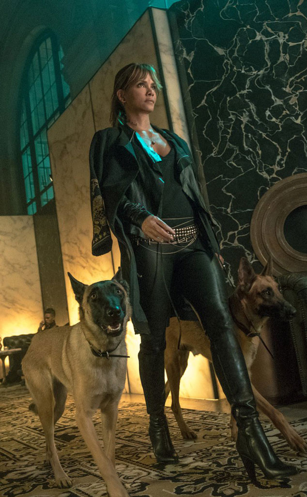 Watch Halle Berry Team Up With Keanu Reeves In John Wick Chapter 3