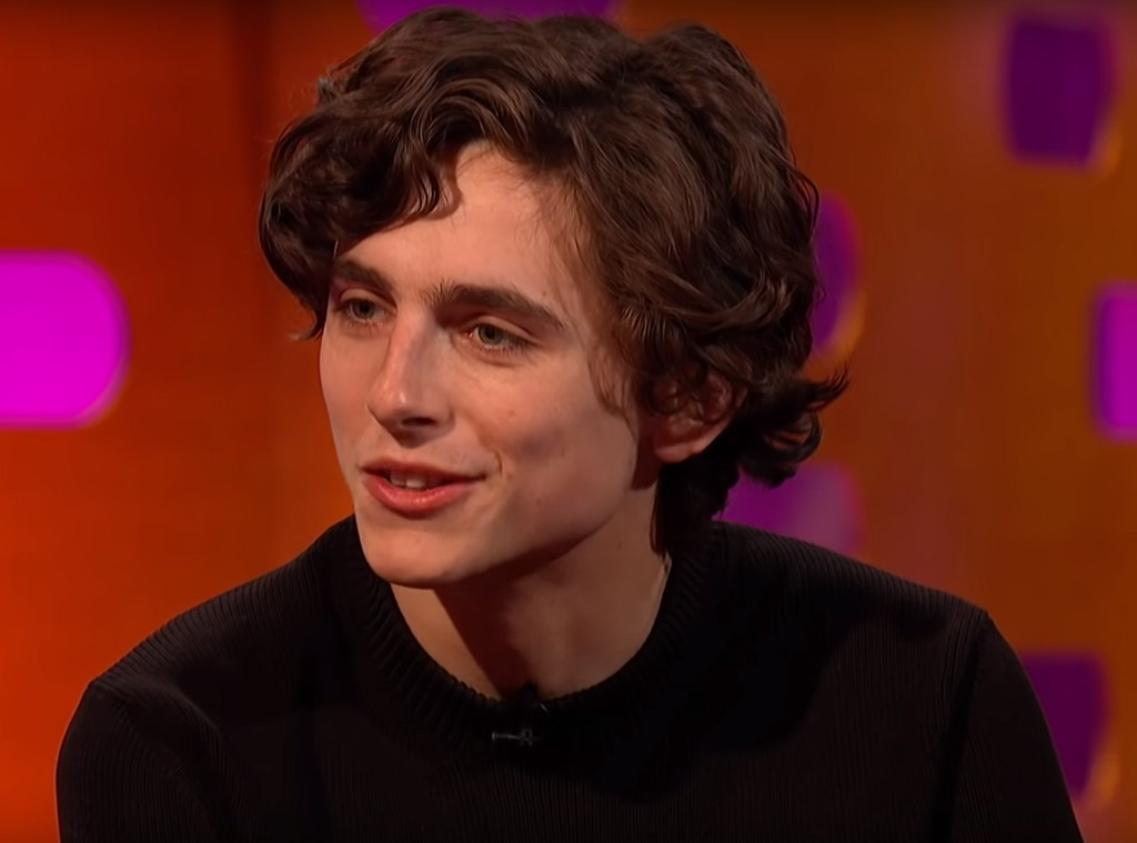 Timothée Chalamet Rapping as 'Lil Timmy Tim Is the Best Video You'll See Today