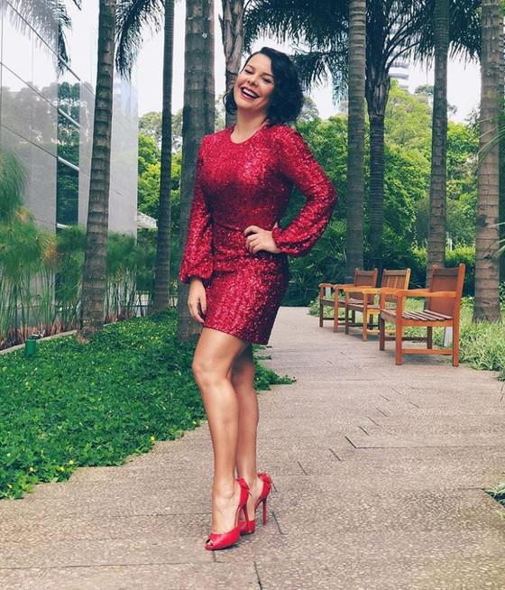 Fernanda Souza, Instagram