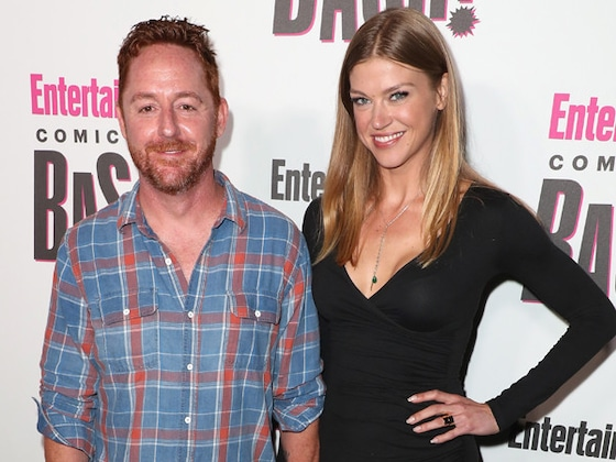 <i>The Orville</i> Co-Stars Scott Grimes and Adrianne Palicki Are Engaged