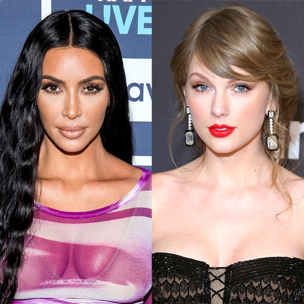 Kim Kardashian Effectively Makes Peace With Taylor Swift by Listening to Her Music