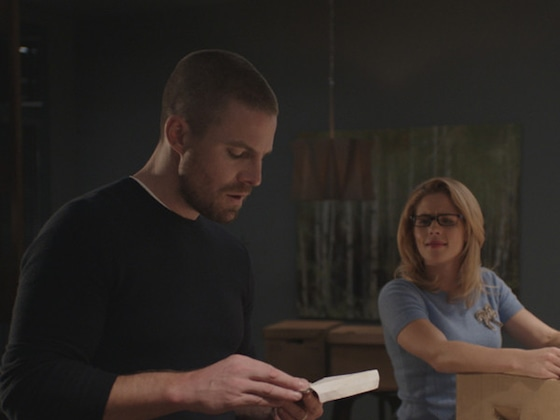 <i>Arrow</i> Will Explain Everything By the End of Season 7