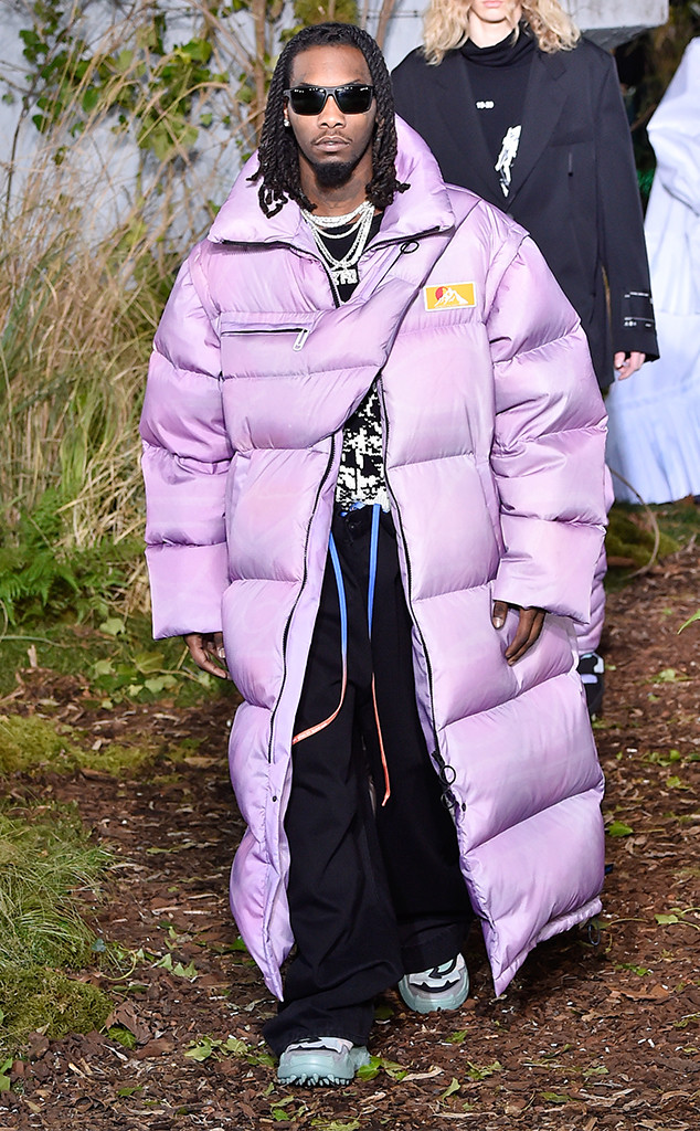 Offset, 2019 Paris Fashion Week, Off-White
