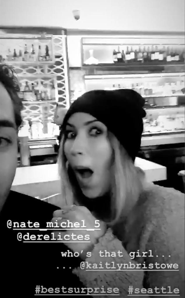 Jason Tartick, Kaitlyn Bristowe, Instagram