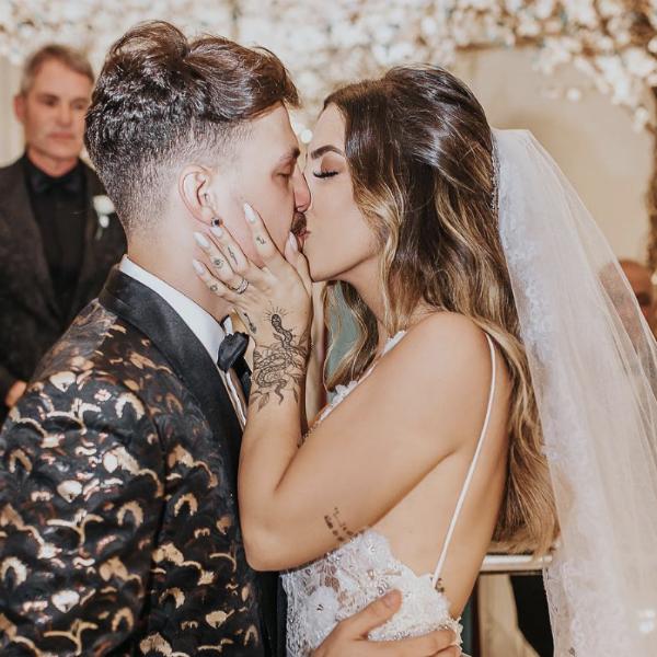 Casamento, Gabi Brandt, Saulo