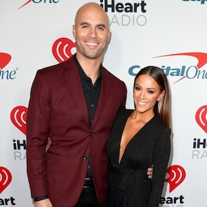 Jana Kramer, Mike Caussin, 2019 iHeartRadio Podcast Awards
