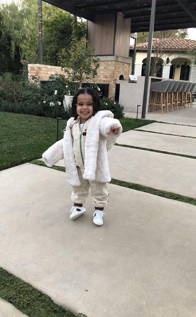 Dream Kardashian Is All Smiles in Rob Kardashian's Sweet