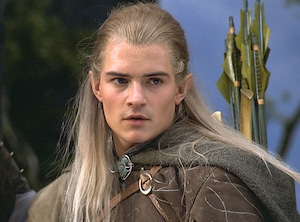 Orlando Bloom, The Lord of the Rings: Fellowship of the Ring