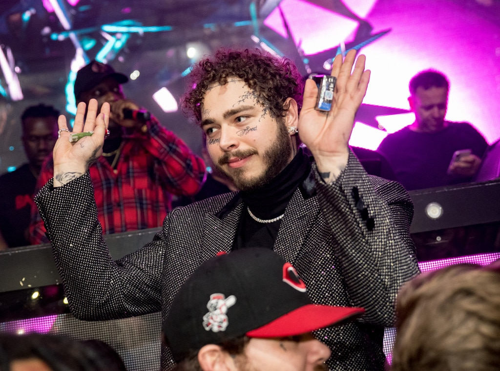 Post Malone, New Year's Eve 2018