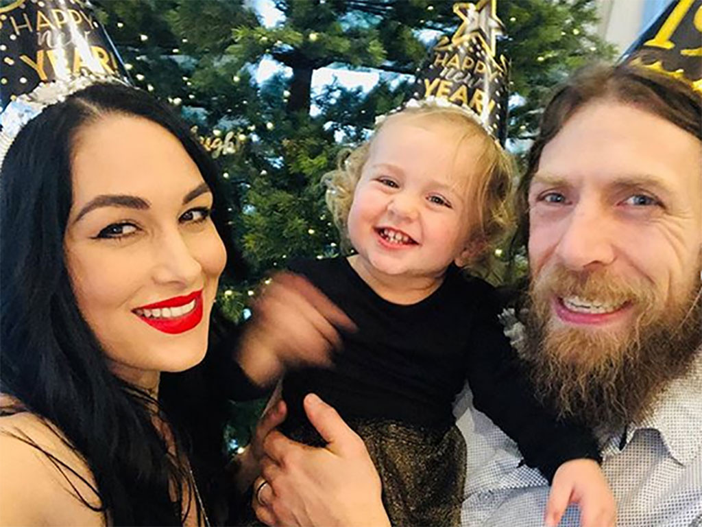 WWE Star Brie Bella Says She And Daniel Bryan Are Growing Apart 1