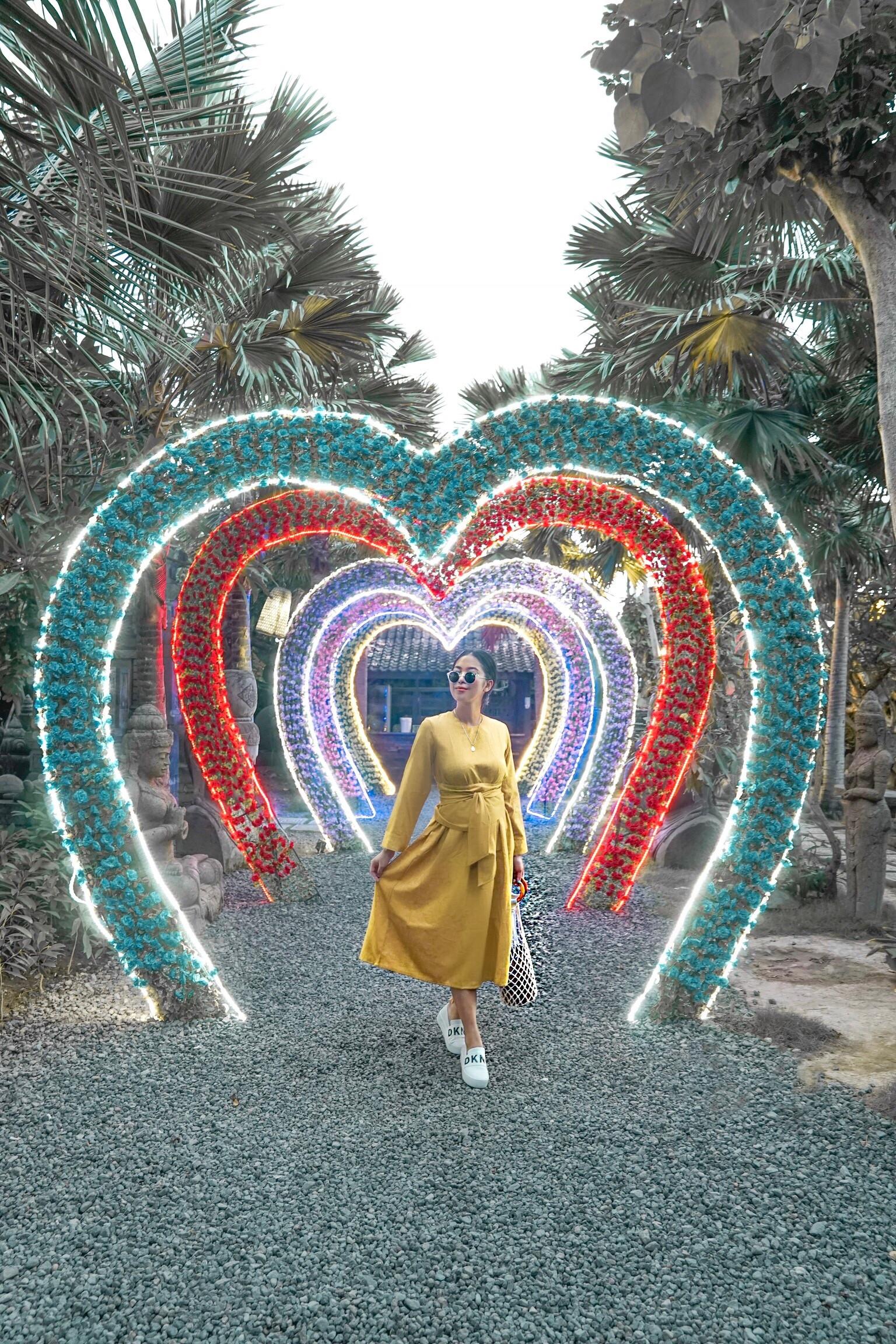 Big Garden Sanur, The Sweet Life With Liz & Maria