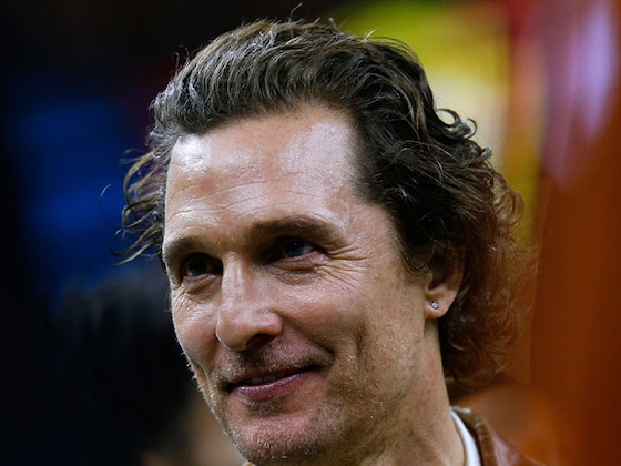 Matthew McConaughey Playing Bingo With Seniors Will Have You Saying 'Alright, Alright, Alright'