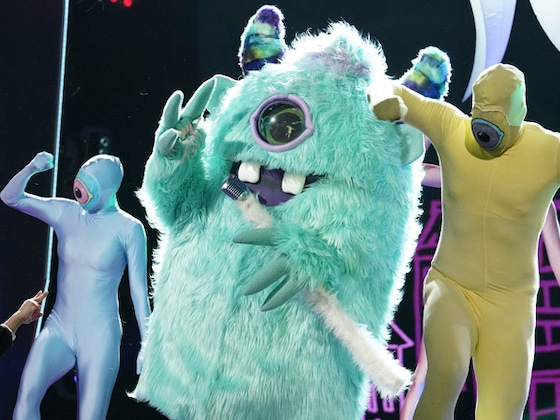 <i>The Masked Singer</i> Sneak Peek Gives a New Clue About the Monster