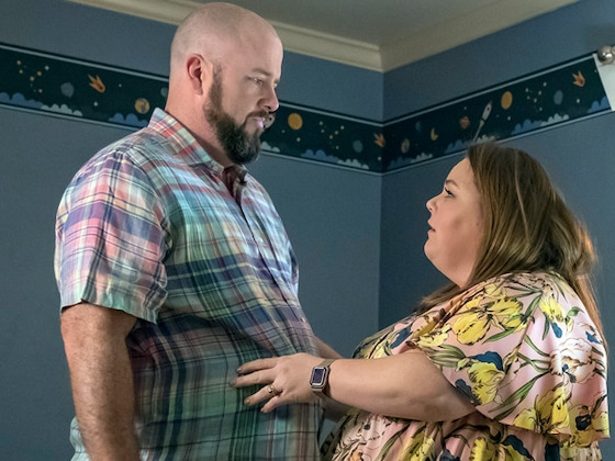 "Chrissy Metz Teases ""Unexpected"" <I>This Is Us</i> Season 4 for Kate, Toby and Baby Jack</I>"