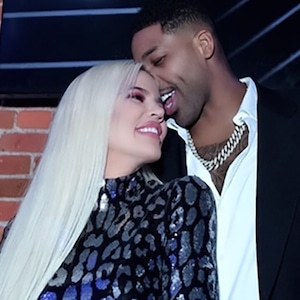 Khloe Kardashian, Tristan Thompson, New Year's Eve 2018