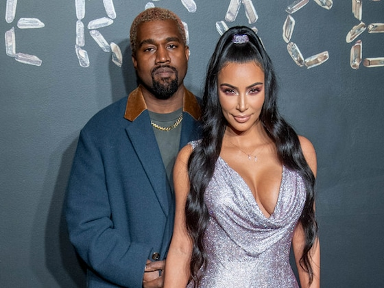 Kim Kardashian Solves the Mystery Surrounding Her and Kanye West's Bathroom Sinks
