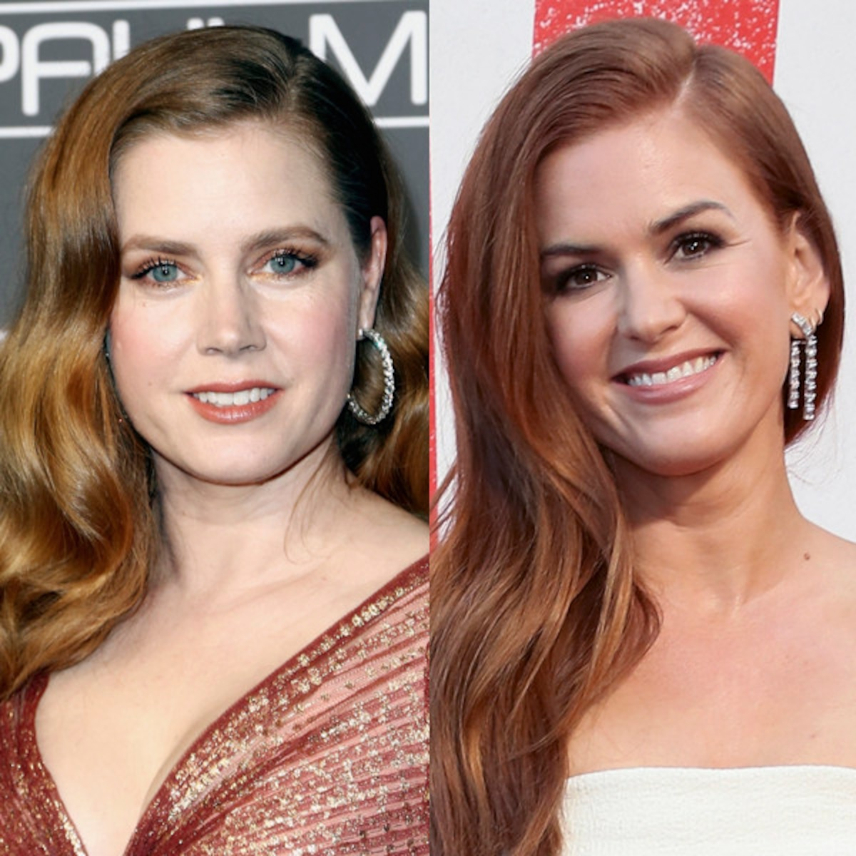 Amy Fisher Caught On Tape isla fisher doesn't look like amy adams anymore | e! news