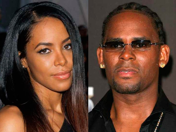 R. Kelly Accused of Bribing a Public Official One Day Before Marrying 15-Year-Old Aaliyah