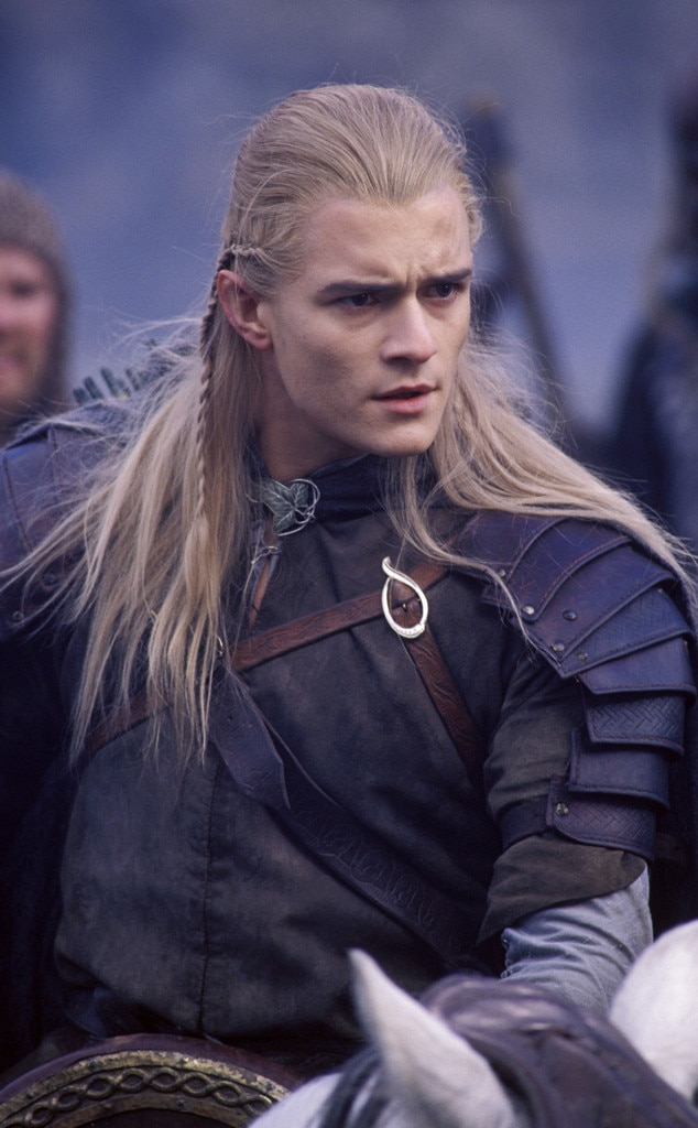 Lord of the ring orlando bloom