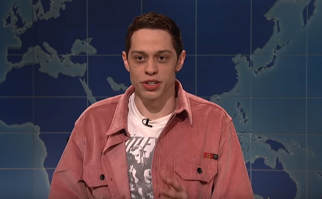 Pete Davidson Addresses His Suicide Scare During SNL Return