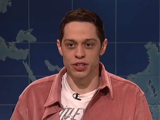 Pete Davidson Addresses His Suicide Scare During <i>SNL</i> Return