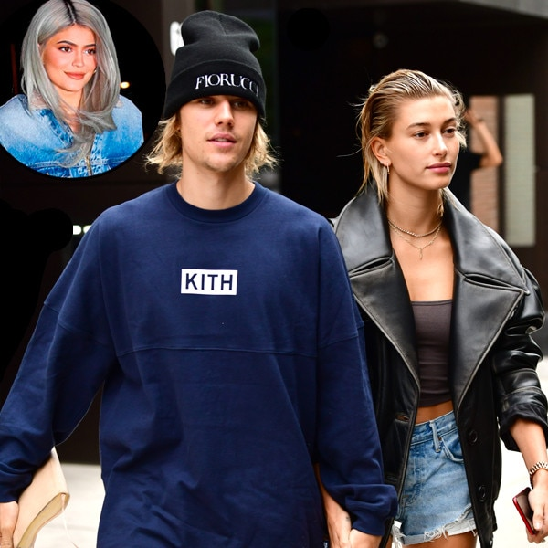 Kylie Jenner Invites Justin Bieber and Hailey Baldwin on Vacation - E! NEWS