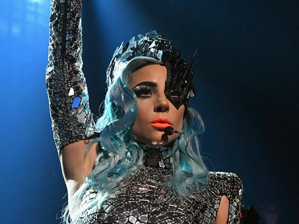 Lady Gaga Doubles Down on President Trump and Gets Political During <i>Enigma</i> Performance